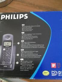 Philips Zenia voice 6626 answering machine
