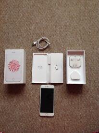 iPhone 6 Plus 16gb silver unlocked