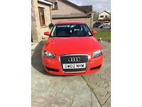 2006, 56, Audi A3 1.6SE Sportback, Tornado Red, Timing belt pulleys etc done