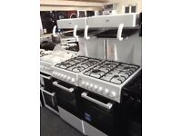 Beko high level grill single gas cooker. 50cm. £270 RRP £379. New/gradd 12 month Gtee
