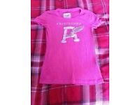 Abercrombie top adult size 8-10