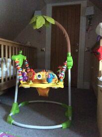 Mothercare Jumping Giraffe Entertainer / Jumperoo