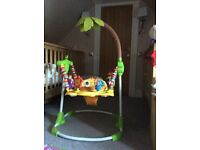 Mothercare Jumping Giraffe Entertainer / Jumperoo
