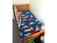 Children's Cot Bed including Mattress