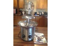 Chocolate Fountain (OPEN To OFFERS)
