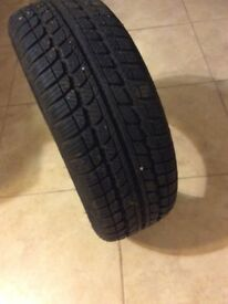 4 winter tyres excellent condition