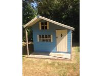 Large Wooden Play House for sale