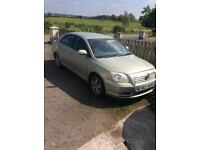Toyota avensis 2.2 d4d 06 to 09 models