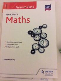National 5 'How to Pass' Maths