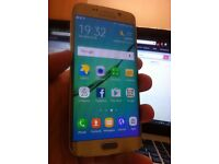 Samsung galaxy s6 edge cracked screen