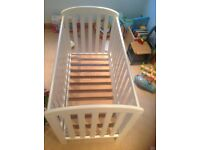 Baby Cot - Good Condition