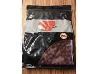 dynamite robin red boilies 1kg 15mm carp fishing