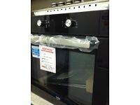 Beko single electric oven new graded 12 mth gtee £159