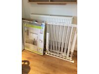 Lindam extended safety gate