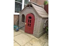 Step2 Naturally playful storybook cottage