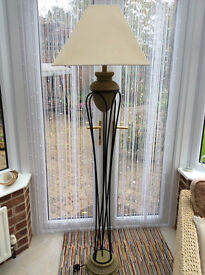 Floor Standing Lamp with Shade