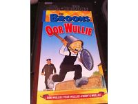 Oor wullie and the broons x3