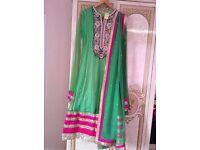 Brand new designer superior quality indian pakistani anarkali suit gown