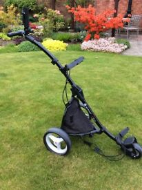 Motocaddy golf trolley S1Lite