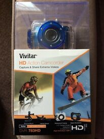 Vivitar New HD action camcorder