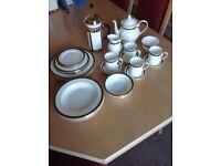 Royal Grafton Warwick Design Four-Place Dinner/Tea Set