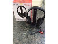 Wireless headphones Humlin brand new never used £20.