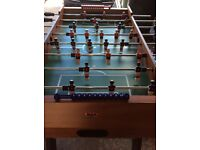 Foldable football table for £50