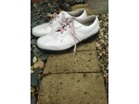 Ladies/Girls Footjoy golf shoes