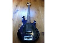 Musicman stingray 5 string bass price drop