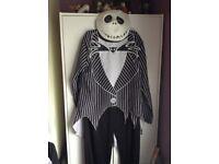 costumes,disney nightmare before christmas,clown