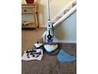 VAX S86-SF-C steam fresh combi mop as new