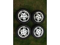 Alloy Wheels to suit Citroen Xsara/Saxo
