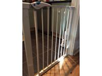 baby gate Lindman -easy fix