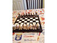 Sheep chess set
