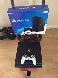 PS4 PRO with extras
