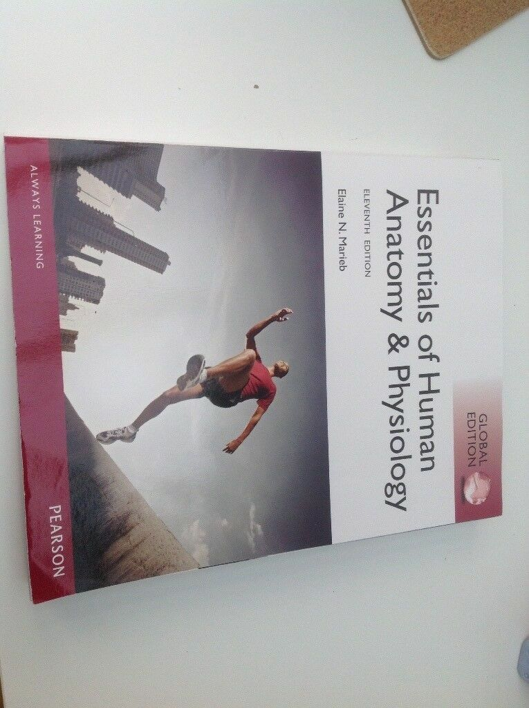 Essentials of Human Anatomy & Physiology Eleventh Edition | in ...