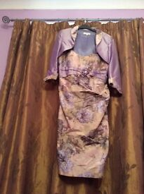 John Charles Lilac Mother of Bride Outfit