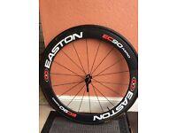 Easton EC90 carbon wheelset