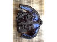 Armoured motorbike jacket