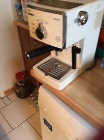 Philips coffee maker saeco poemia
