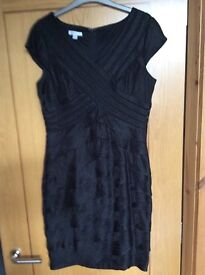 Little black dress, size 14/small 16