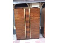 £10 Each Two Vintage Wardrobes