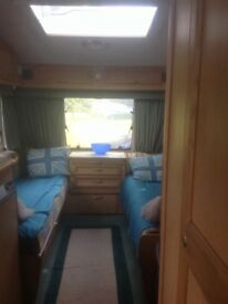 Abbey Expressions 500L (Michael Jordan special edition) 5 Berth with end bedroom and all equipment