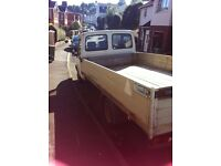 "2004. LDV Convoy 400 Extra LWB Alloy Drop side .Can extend to 13""2. 12 Months MOT."