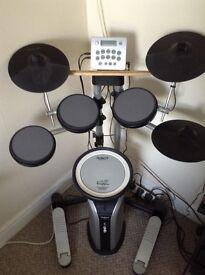 Roland V Drum kit & various bits including speaker