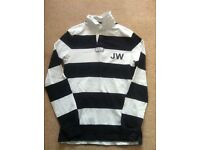 Jack Wills rugby tops XS MINT
