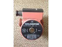 Grundfos domestic circulator