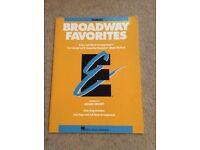 Trombone Broadway Favourites