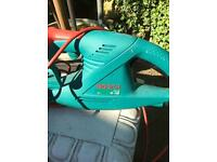 Bosch electric hedge cutter 20 inch blade good condition buyer to collect (Sold)