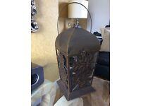Extra large lantern / candle holder